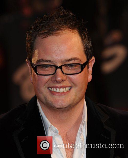 Alan Carr Brit Awards held at Earls Court...