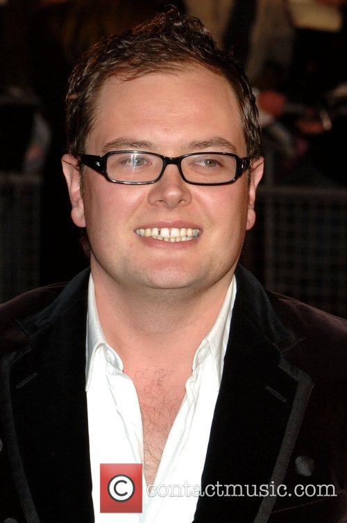 Alan Carr at The Brit Awards 2008 -...