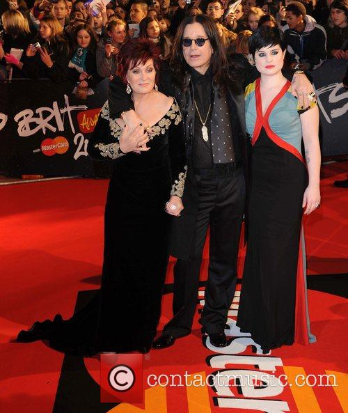 Sharon Osbourne and Ozzy Osbourne 2