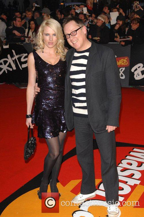 Vic Reeves and Nancy Sorell 2