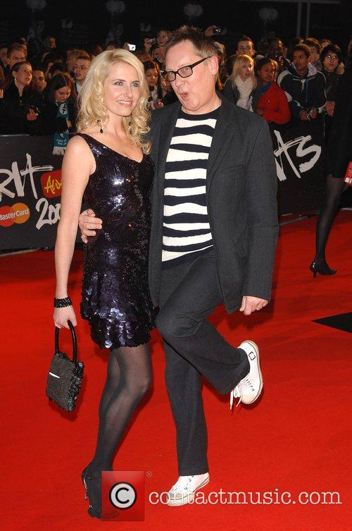 Vic Reeves and Nancy Sorell 1