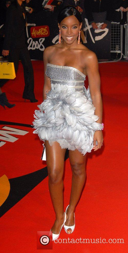 The Brit Awards 2008 held at Earls Court...