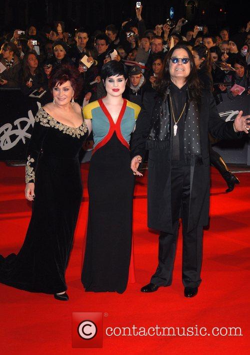Sharon Osbourne and Kelly Osbourne 3