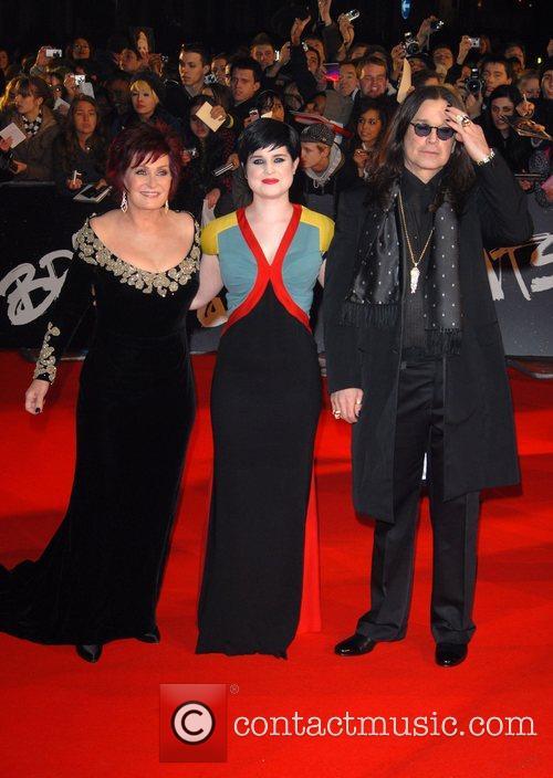 Sharon Osbourne and Kelly Osbourne 4