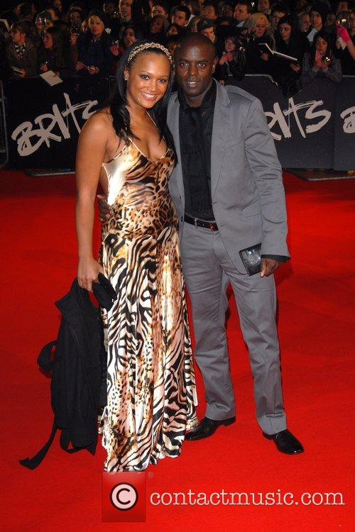 Guest, Trevor Nelson The Brit Awards 2008 Earls...