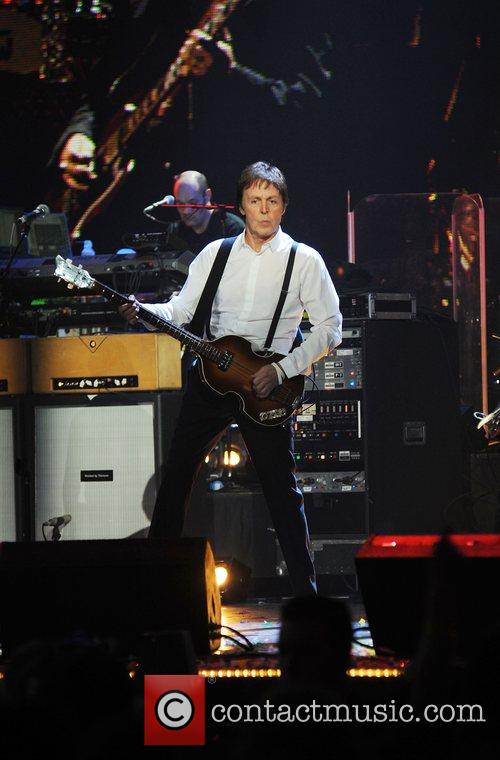 Sir Paul McCartney 40