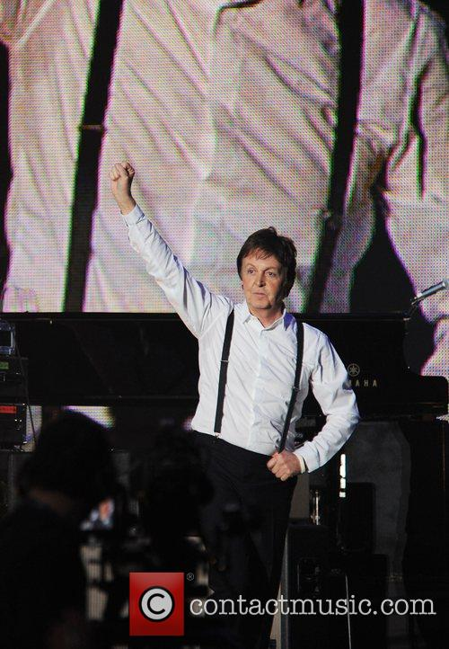 Sir Paul McCartney 56