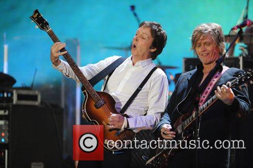 Sir Paul McCartney 50