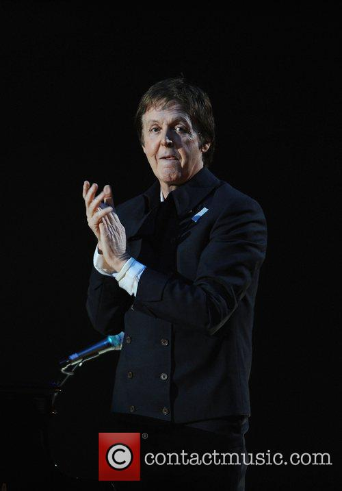 Sir Paul McCartney 60