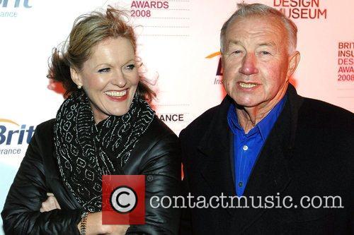 Sir Terence Conran and Lady Victoria Conran Brit...