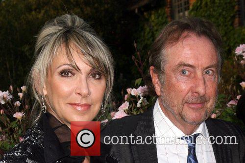 Eric Idle and Tania Kosevich Champagne Launch of...