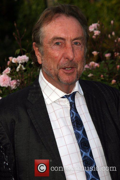 Eric Idle Champagne Launch of BritWeek 2008, held...