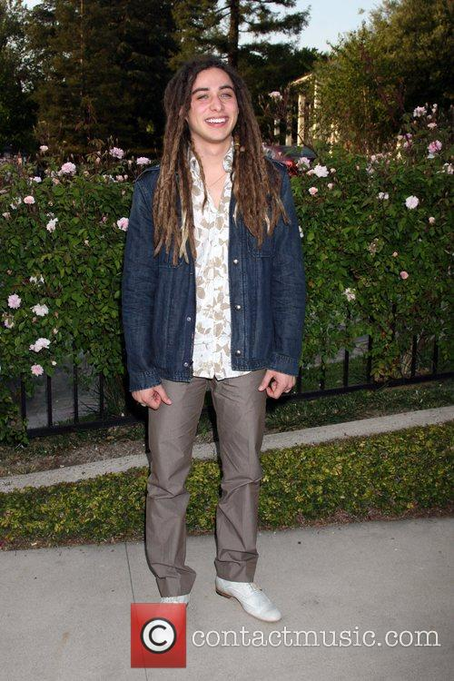 Jason Castro Champagne Launch of BritWeek 2008, held...