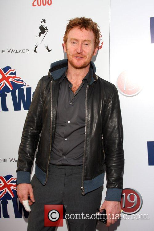 Tony Curran Launch of BritWeek at the Residence...