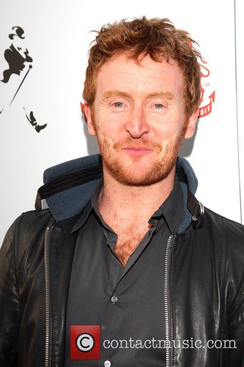 Tony Curran Champagne Launch of BritWeek 2008, held...