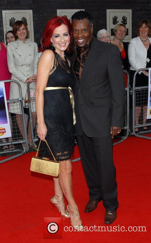 Carrie Grant and David Grant Britain's Best 2008...
