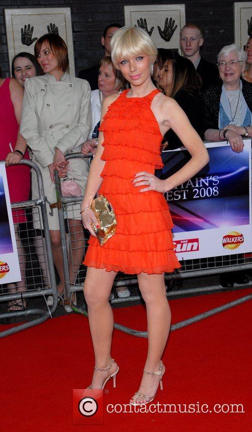 Charlotte Dutton Britain's Best 2008 at London Television...