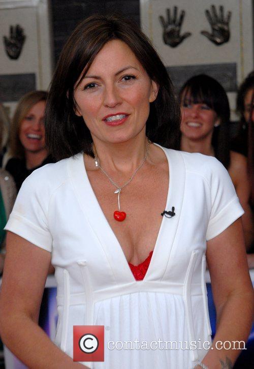 Davina McCall Britain's Best 2008 at London Television...