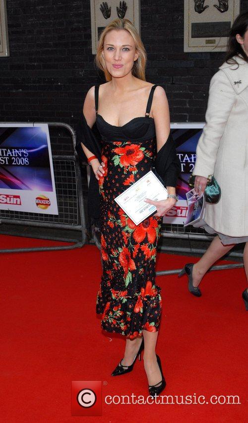 Imogen Lloyd Webber Britain's Best 2008 at London...