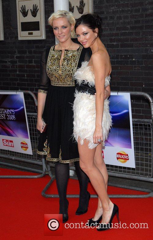 Keren Craig and Georgina Chapman Britain's Best 2008...