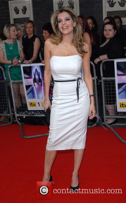 Linda Papadopoulos Britain's Best 2008 at London Television...