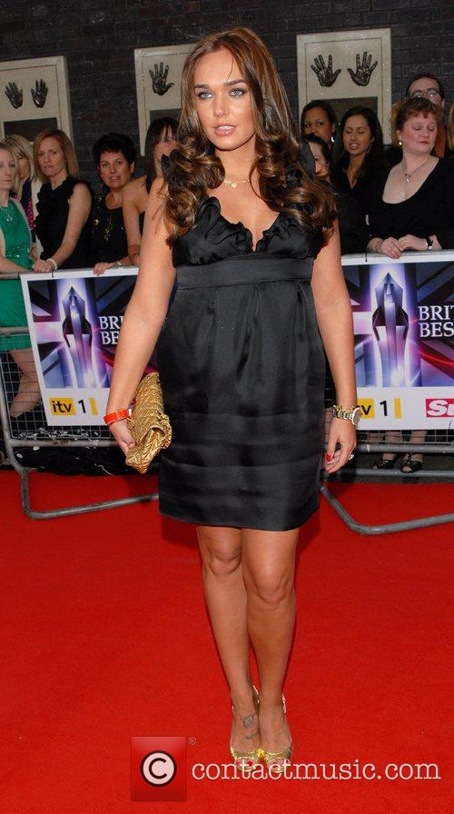 Tamara Eccleston Britain's Best 2008 at London Television...