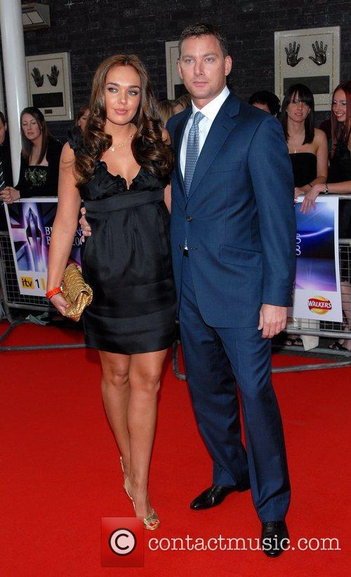 Tamara Eccleston and guest Britain's Best 2008 at...