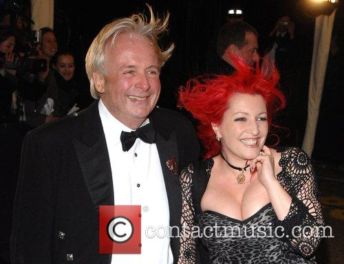 Christopher Biggins and Jane Goldman