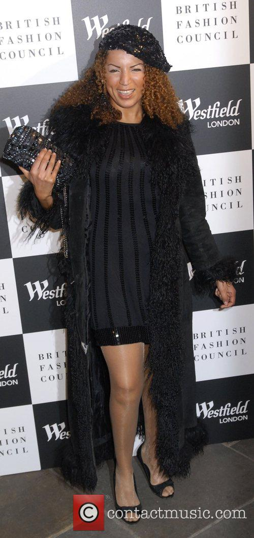 Guest Westfield London and the British Fashion Council...