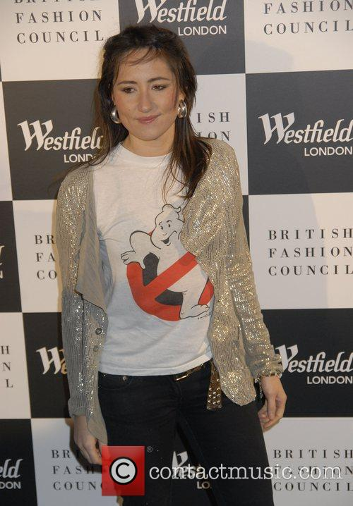 KT Tunstall Westfield London and the British Fashion...