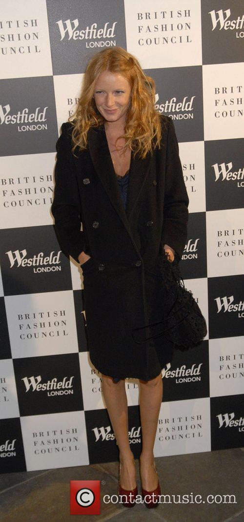 Olivia Inge Westfield London and the British Fashion...