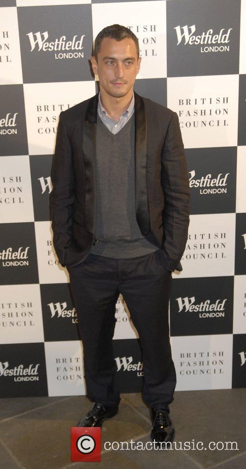 Richard Nicoll Westfield London and the British Fashion...