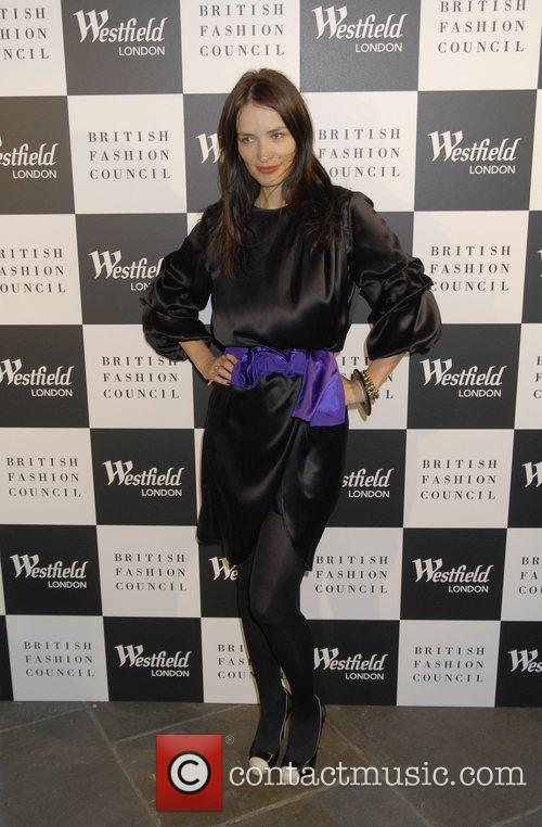 Westfield London and the British Fashion Council celebrate...