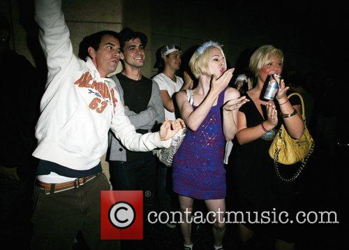 Chris Crocker, Britney Spears and Virgin 10