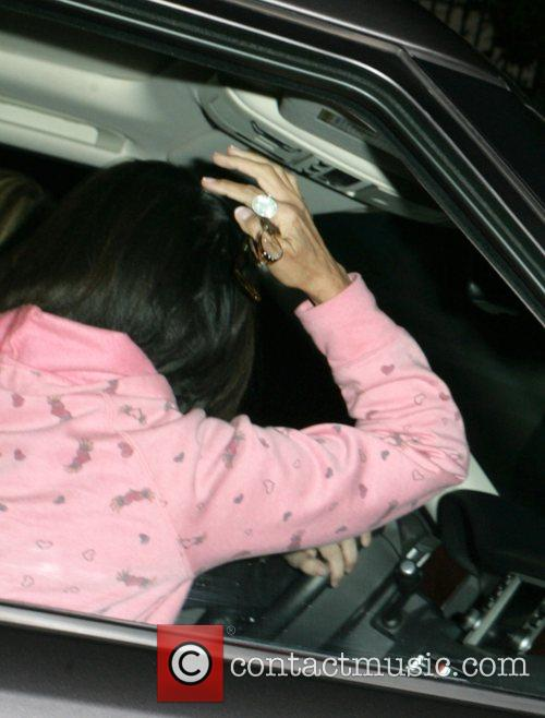 Lynn Spears arrives at her daughters house SPEARS...
