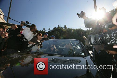 Britney Spears, Mercedes and Slk 10