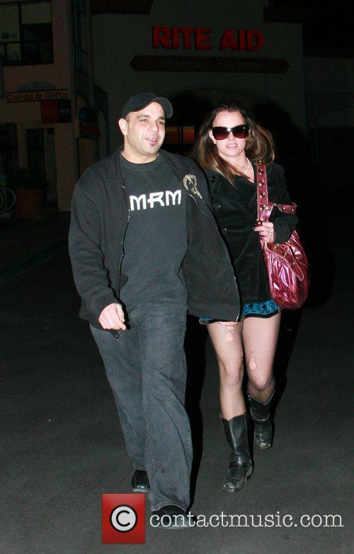 Britney Spears Without her new boyfriend Adnan, Britney...