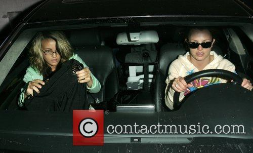 Britney Spears and Jamie Lynn Spears 14