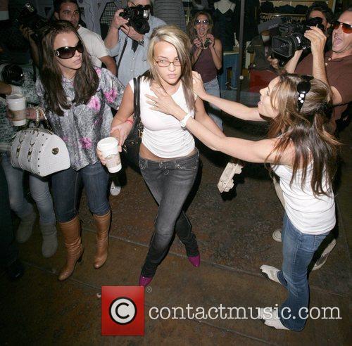 Britney Spears and Jamie Lynn Spears 11