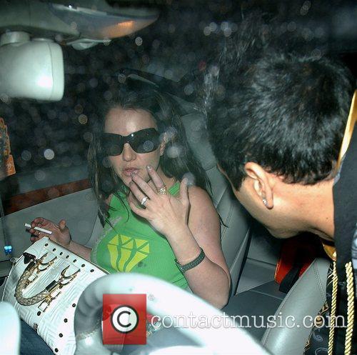 Britney Spears and Adnan Ghalib 4