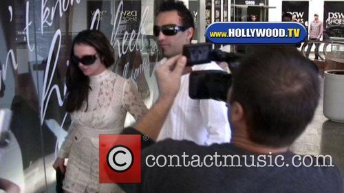 Britney Spears and her boyfriend Adnan Ghalib made...