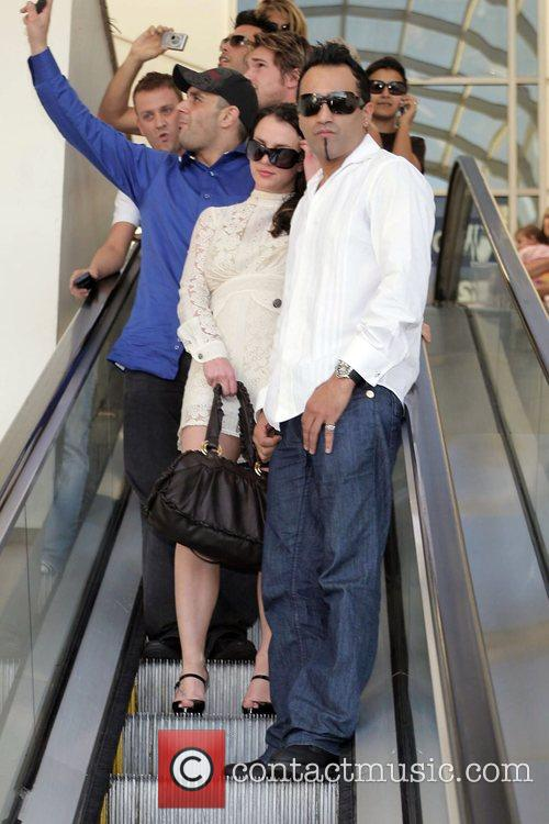 Britney Spears and Adnan Ghalib go to Gaucho...