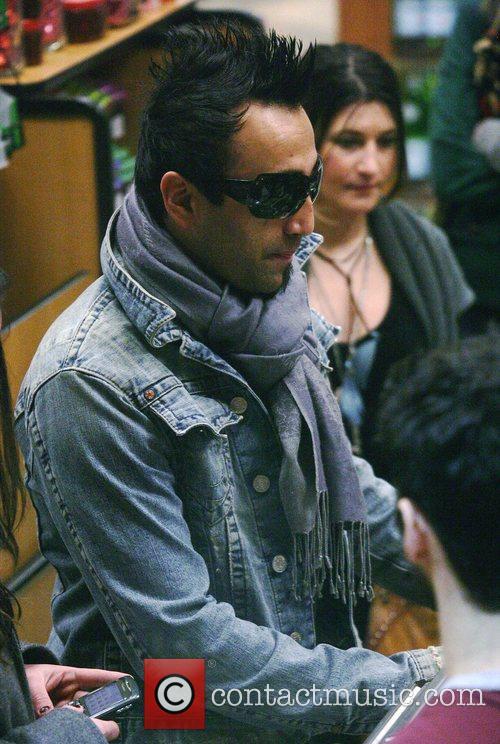 Adnan Ghalib shopping at Ralphs Los Angeles, California