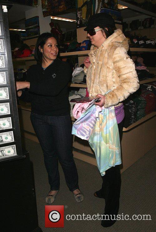 Britney Spears, Jamie Lynn Spears and Thursday 12