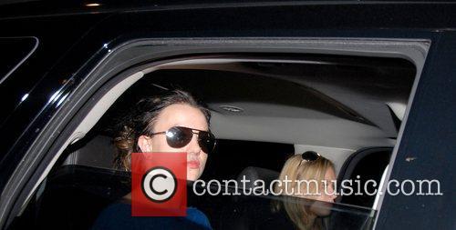 Britney Spears  Outside 'Millennium Dance Complex' smoking...
