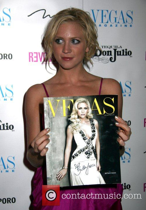 Brittany Snow, Beatles and Las Vegas 6