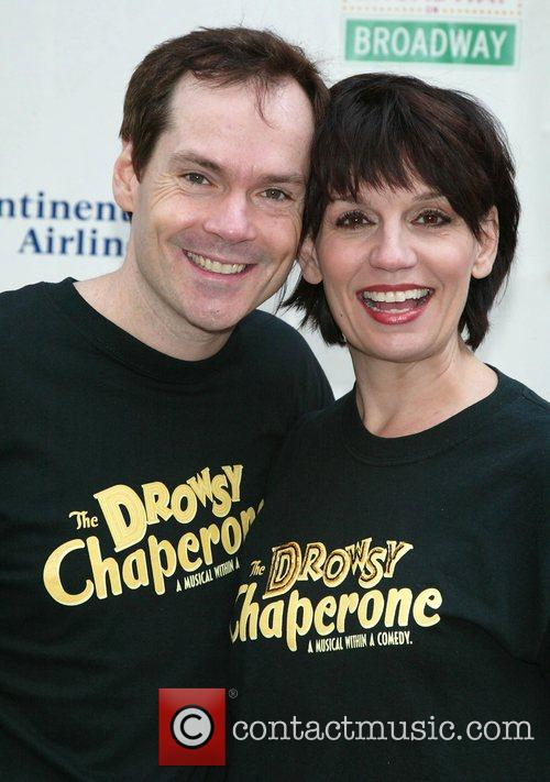 Jonathan Crombie & Beth Leavel 16th annual Broadway...