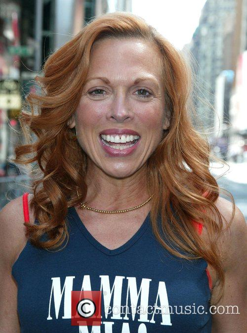 Carolee Carmello 16th annual Broadway on Broadway concert...