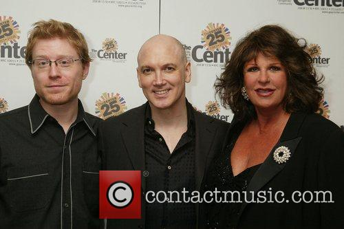 Anthony Rapp, Charles Busch and Lainie Kazan 6