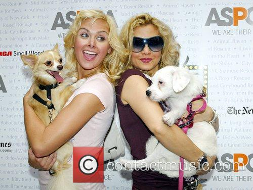 Laura Bell Bundy and Orfeh Broadway Barks 9...
